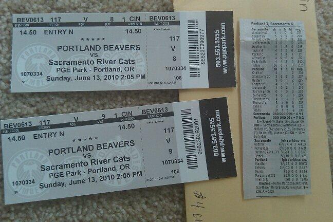 Portland beavers
