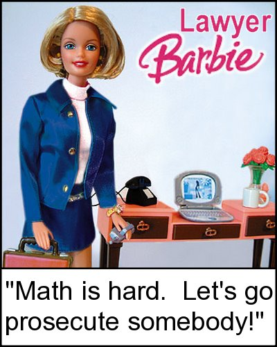 Lawyer-barbie